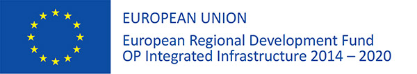 EUROPEAN UNION European Regional Development Fund OP Integrated Infrastructure 2014 – 2020